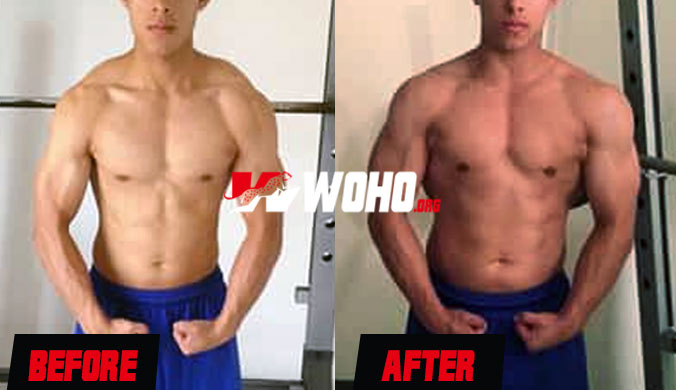 Winstrol Stanozolol results before and after