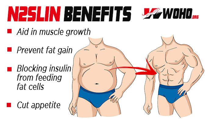 does n2slin work - benefits