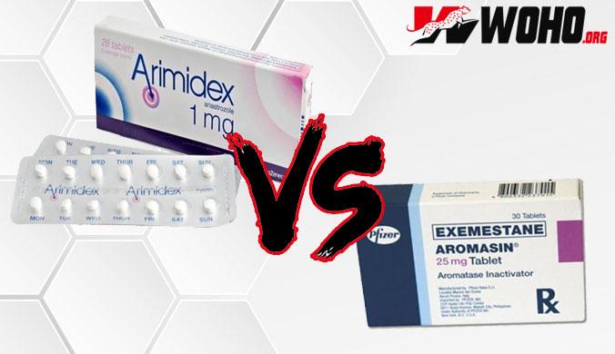Aromasin vs. Arimidex
